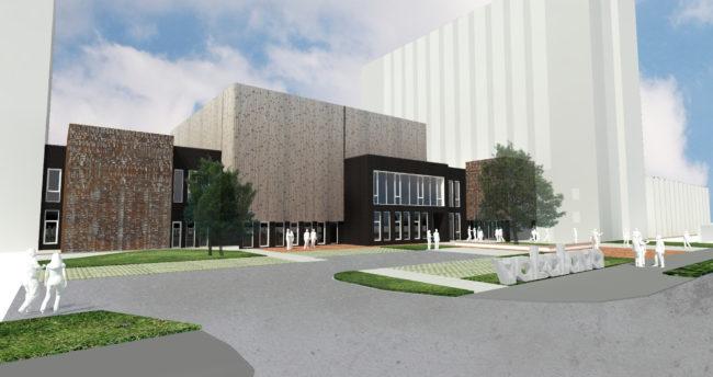 aba04abb29d Narva teatrikeskusesse on planeeritud ligi 220-istekohaga black-box tüüpi  teatrisaal koos abi- ja kontoriruumidega, Eesti Rahvusringhäälingu tele- ja  ...